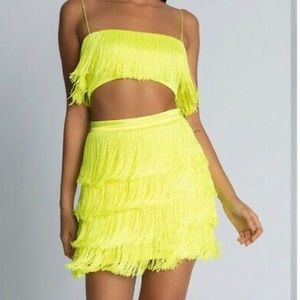 New Two Piece Set
